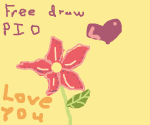 Garfield Free draw pass it on