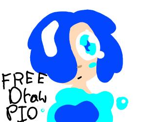 Free draw, PIO