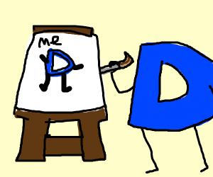 Drawseption's self portrait