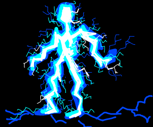 static man
