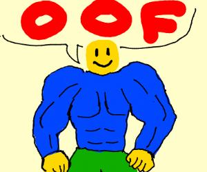 Roblox. OOF
