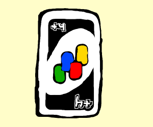 """Draw For Wild Card"" from Uno"