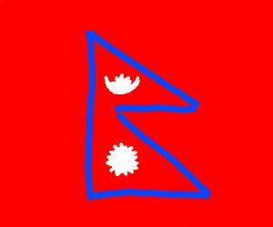 nepal (nepal flag) NEPAL