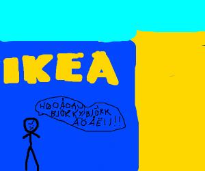 Ikea Employee rants