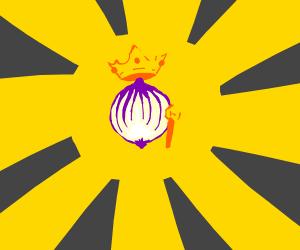 king onion