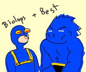 Knockoff X-Men