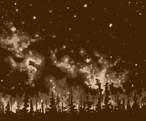 Starlit Space