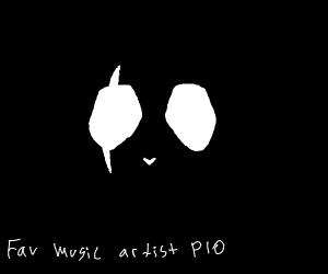 favorite music artist pio