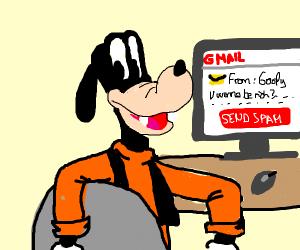Goofy Spammer