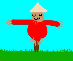 anime scarecrow uwu