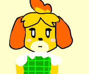 serious Isabelle