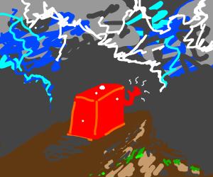 cube summons storm