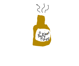 Smelly bbq sauce