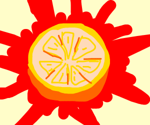 The Amazing Grapefruit