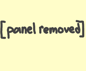 Panel Removed