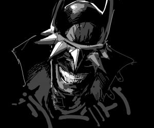 Creepy batman