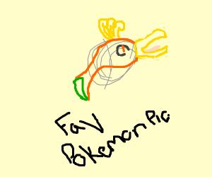 fave pokemon (venipede) PASS IT ON