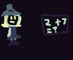 Witch does math