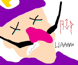 The last wah of Waluigi