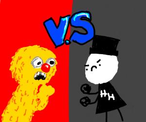Yellmo vs Hurricane Harry