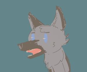 Furry speaking