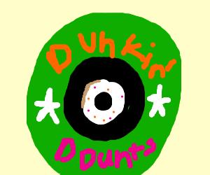 Dunkin Donuts (JK it's Starbucks)