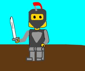 Legp knight