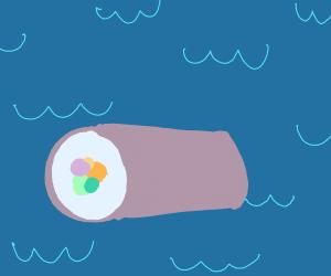 Cute sushi roll thing