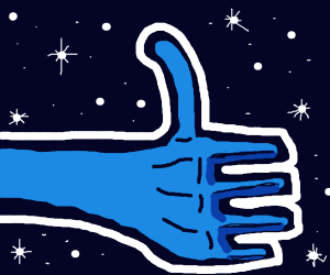 Magical Thumbs up