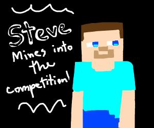 Steve for smash