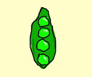 Sugar peas!!!