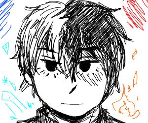 Shoto Todoroki (My Hero Academia)