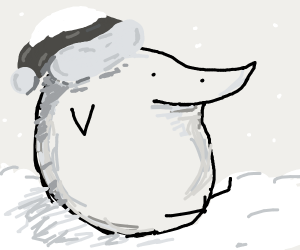 Bird of the Snow