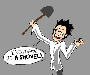 Shovel Scientist