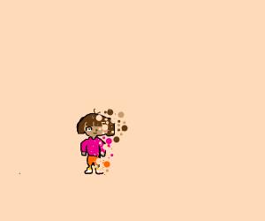 Dora the Explorer dies in endgame