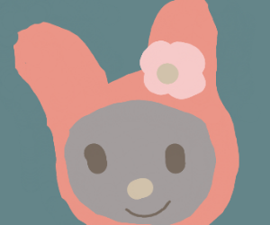 My Melody from Hello Kitty