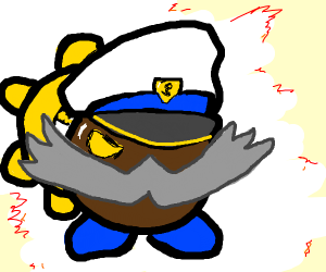 Bobbery from Paper Mario TTYD