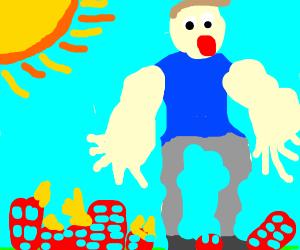 Unrealistic Titan