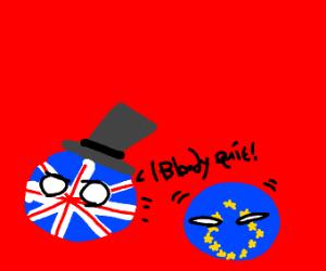 Britain vs Eu