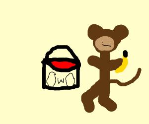 owo monkey paint