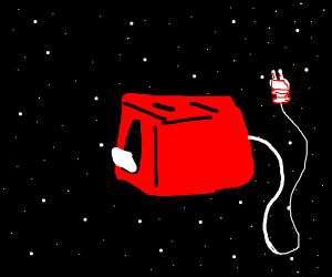 Space toaster