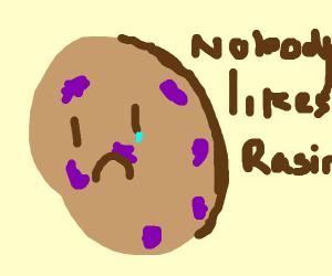 Sad cookie :(
