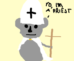 Koala Priest
