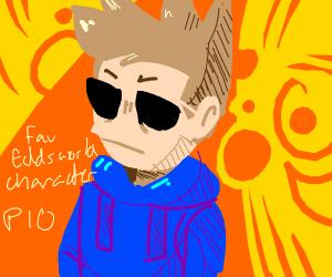 Fav Eddsworld character PIO (mine's Tord hhh)