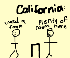 Plenty of room at the Hotel California