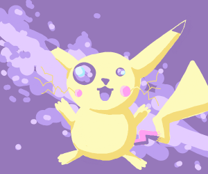 """Pikachu, Use Thunderbolt!"""