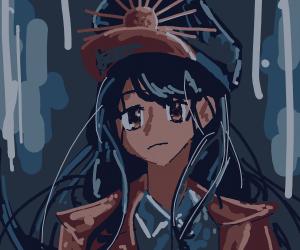 anime police woman