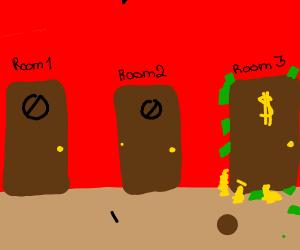 Room 3 Got Cash