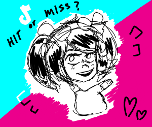 the hit or miss girl