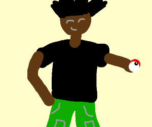 Brock from Pokemon